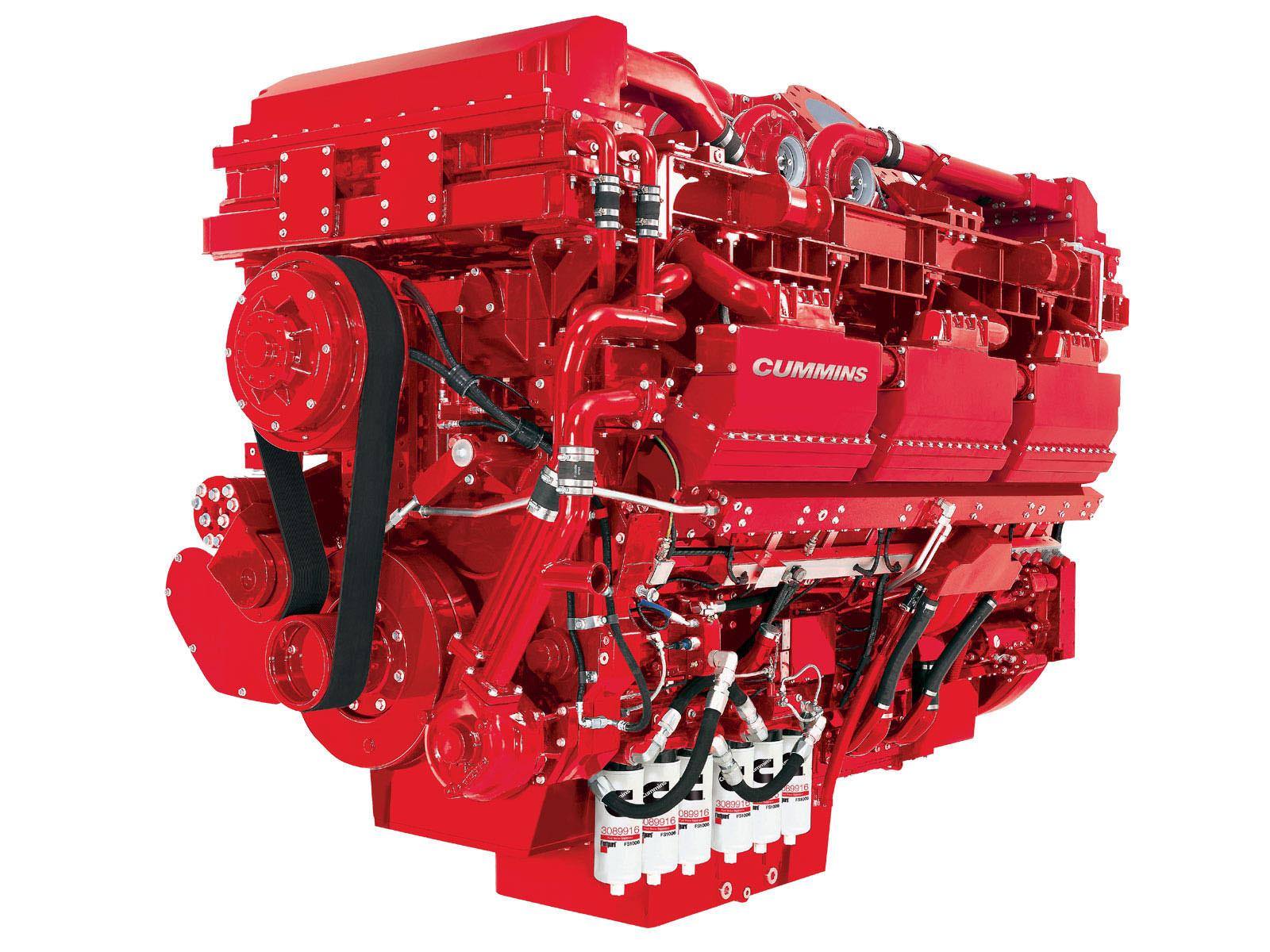 Cummins Service Engine Tier up & Parts