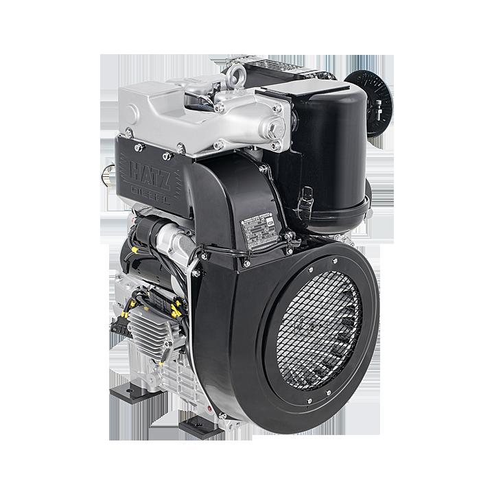 hatz 2g40 diesel engine electric start