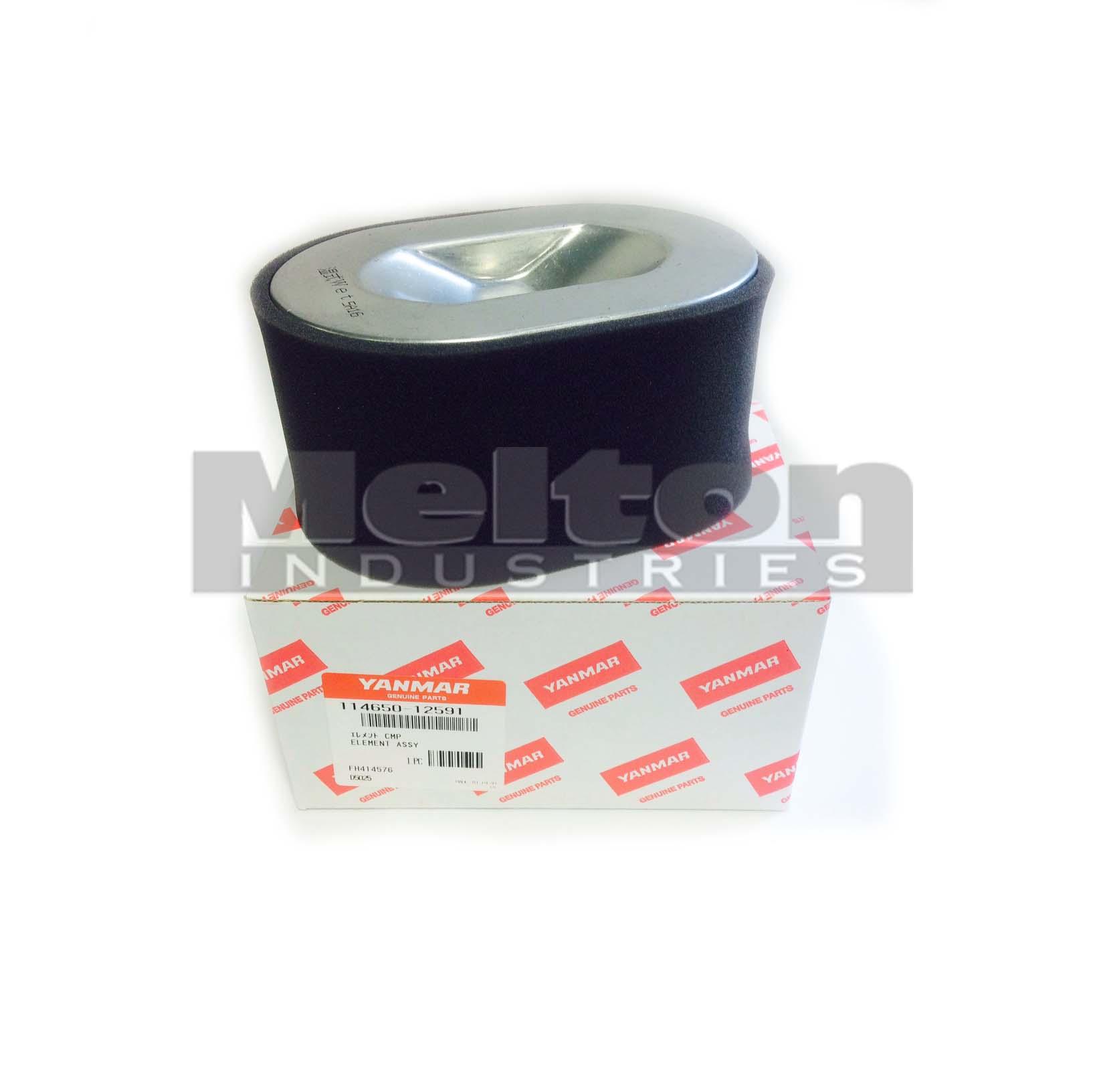 yanmar air filter 114650