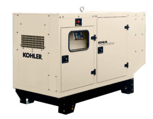 KD110-Kohler-Enclosed-Diesel-Generator