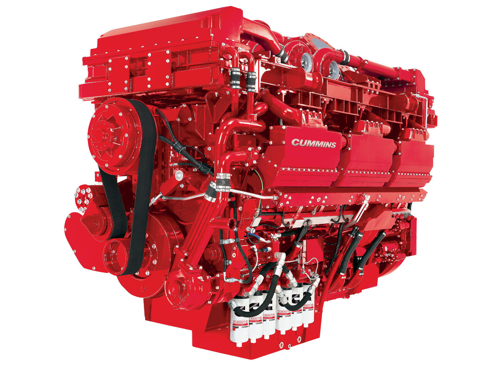 Cummins QSK78 Colossal Diesel Engine