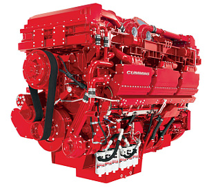 Cummins 78.0L Colossal Diesel Engine