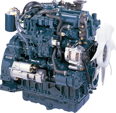 Kubota Diesel Engine Service & Repair | Melton Industries