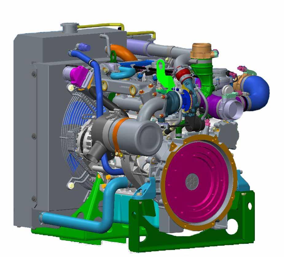 Hatz Diesel Engines Parts Service | Melton Industries