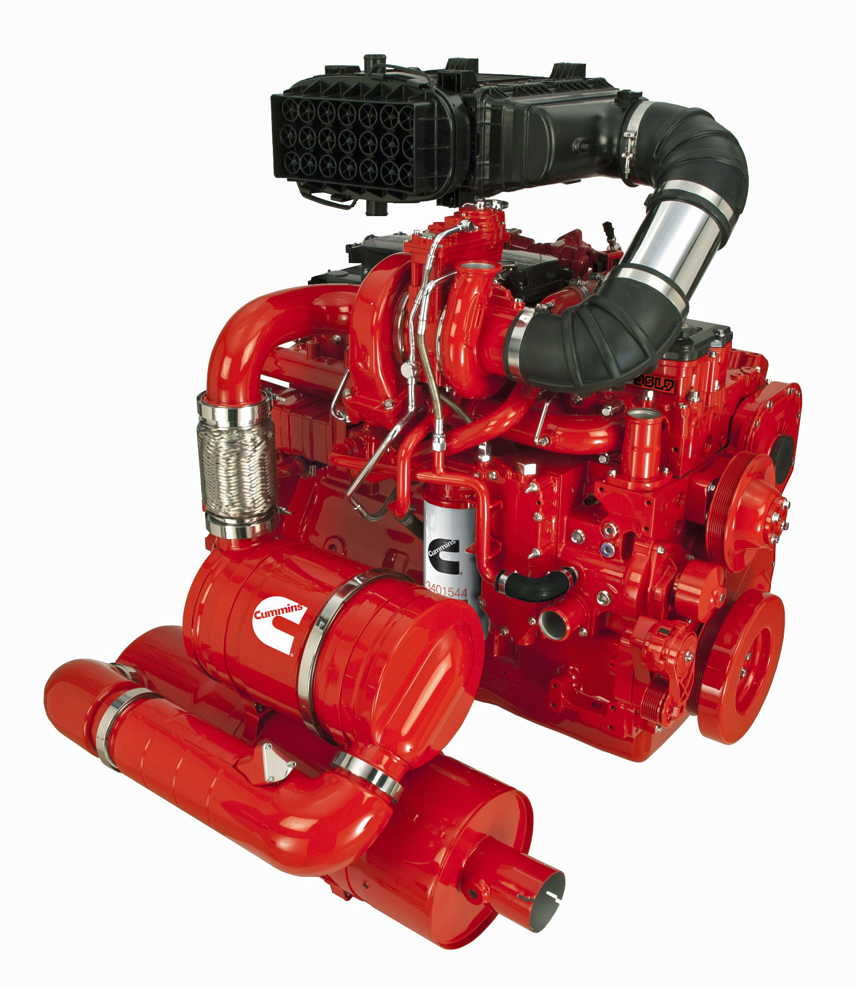 Cummins QSL9 Diesel Engine