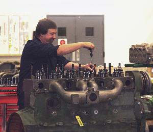 Detroit Diesel Service