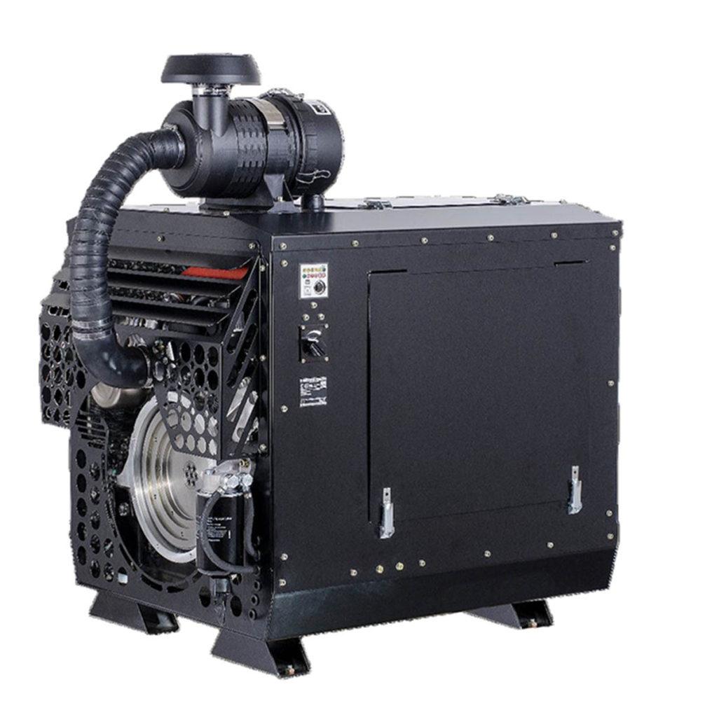 Hatz Diesel Engines Parts Service Melton Industries Engine Diagram 4h50tic Opu 4h Semi Silent Enclosure