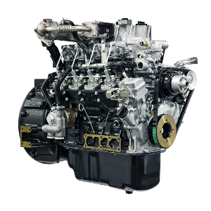 Isuzu 4LE1T Diesel Engine