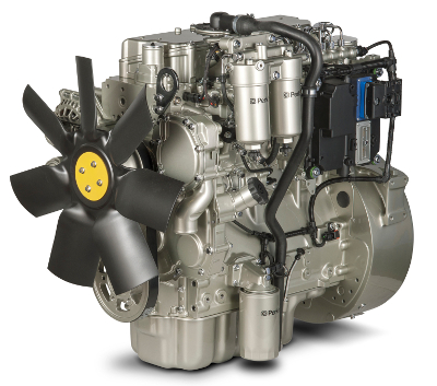 Perkins 1104D Diesel Engine