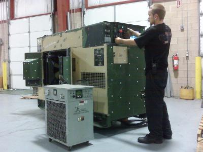 Onan Generator Maintenance
