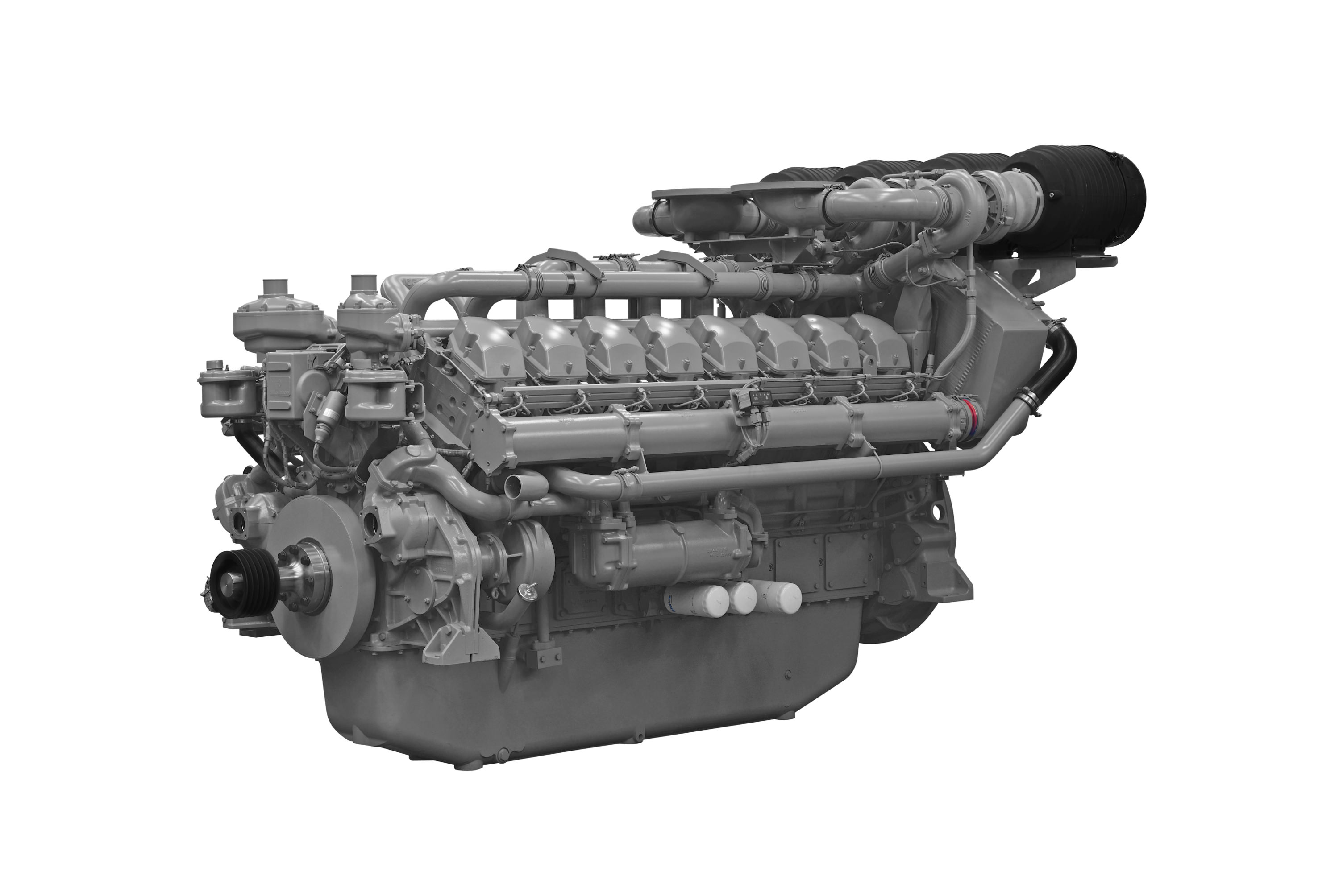 Perkins 4016 Diesel Engine