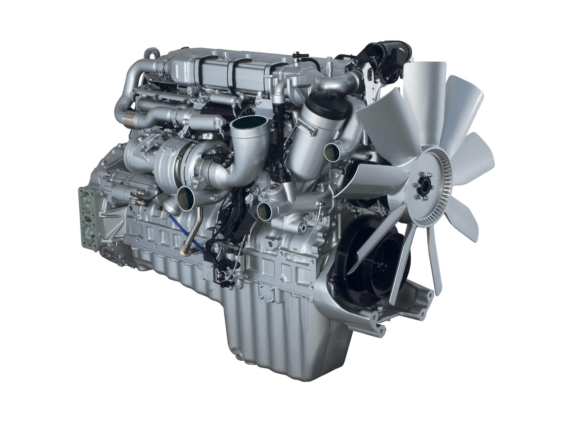 Detroit Diesel MBE 400 DIesel Engine