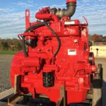Fire Pump Engine 4045