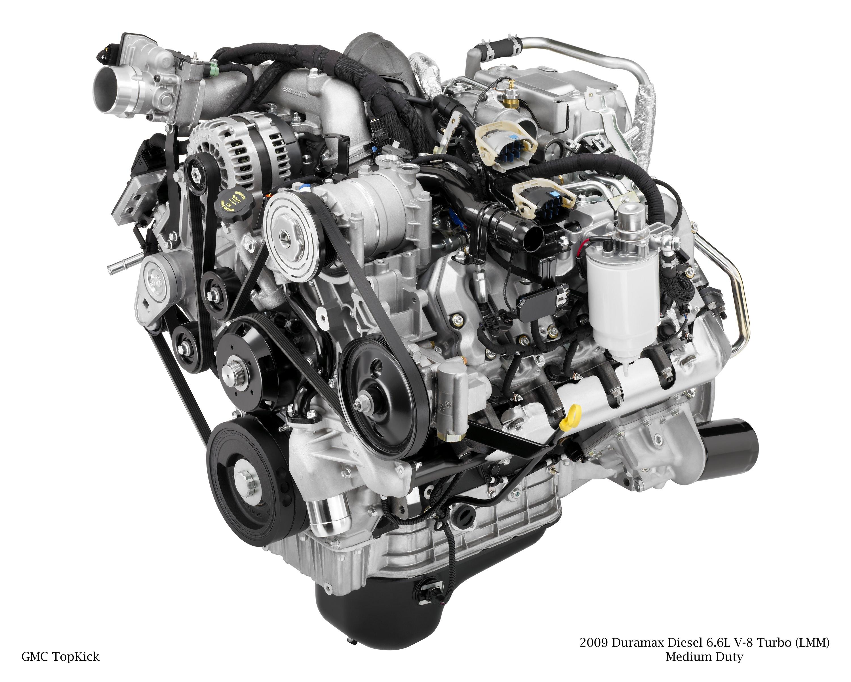 Isuzu 2009 Duramax Diesel 6.6L V-8 Turbo