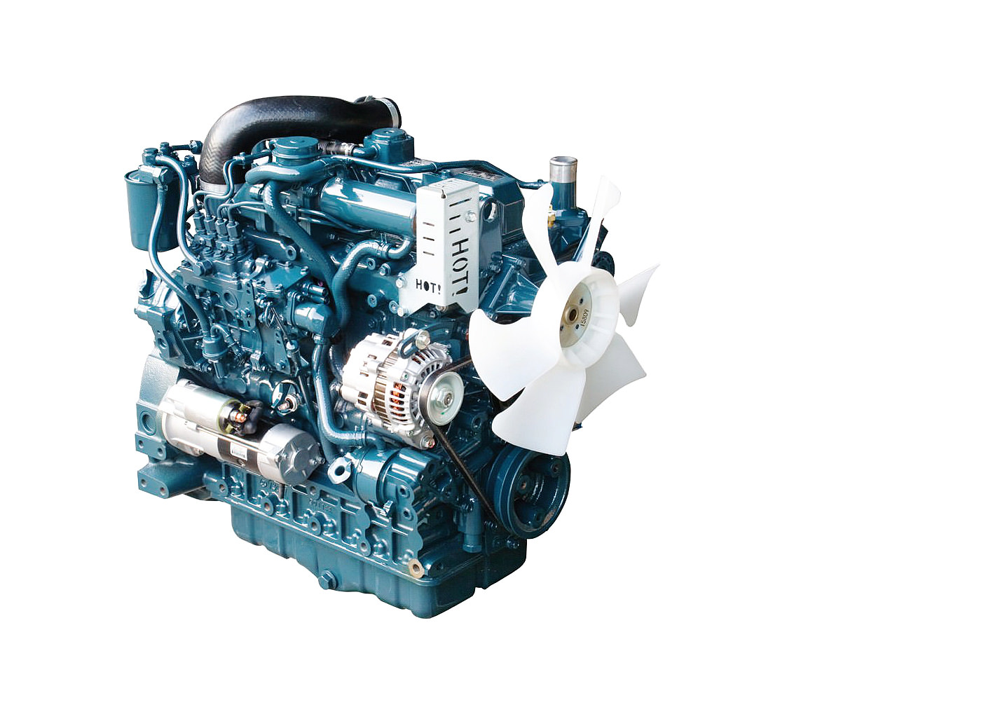 Machine Highlight Displayweb on Remanufactured Yanmar Marine Diesel Engines