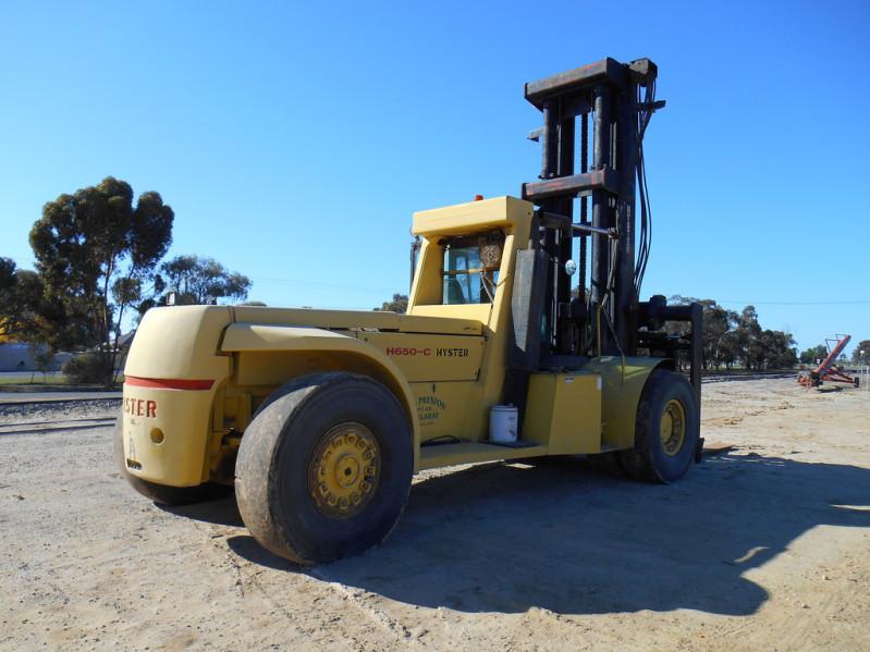 Hyster H650C Forklift