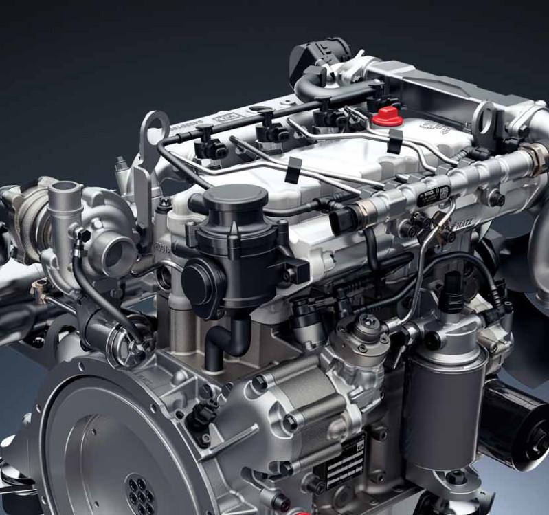 Hatz Diesel 4H50TIC