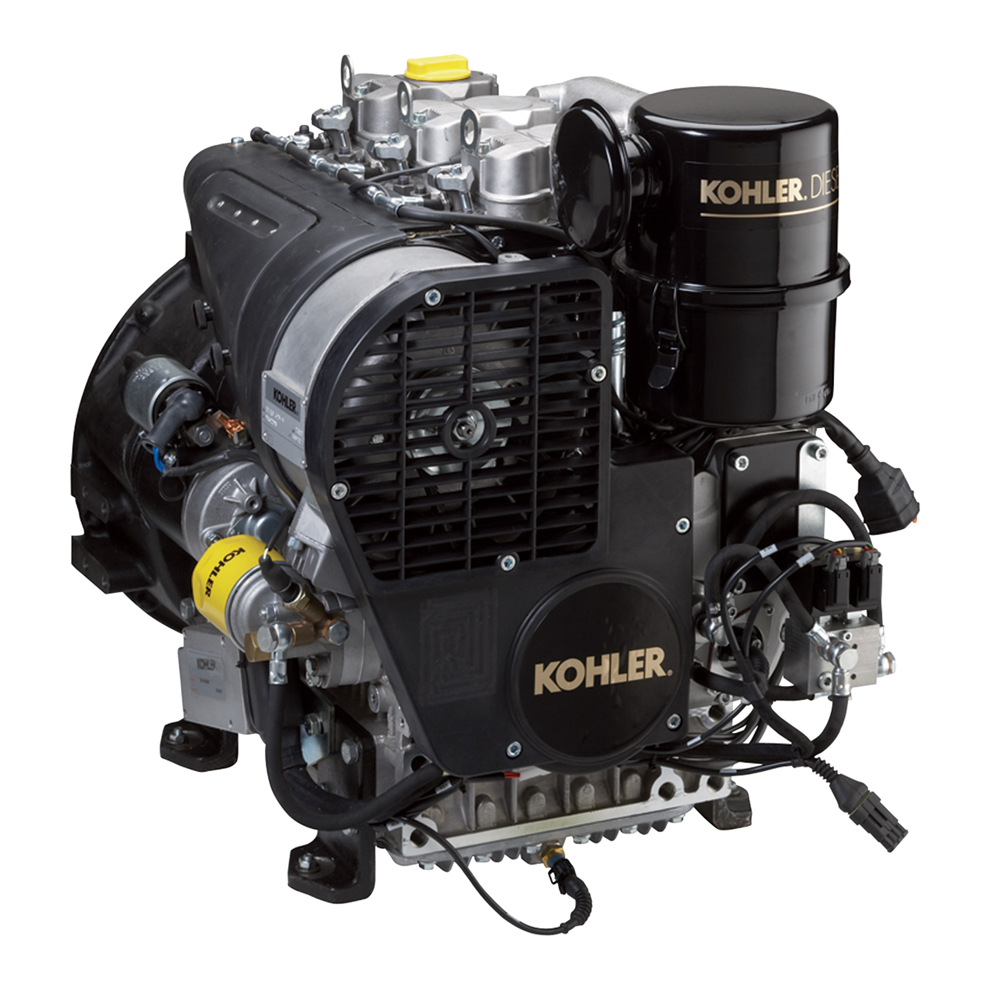 KOHLER Diesel Engine Service Equipment