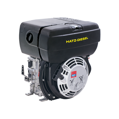 Hatz Diesel 1B30-9903 Engine Recoil Start
