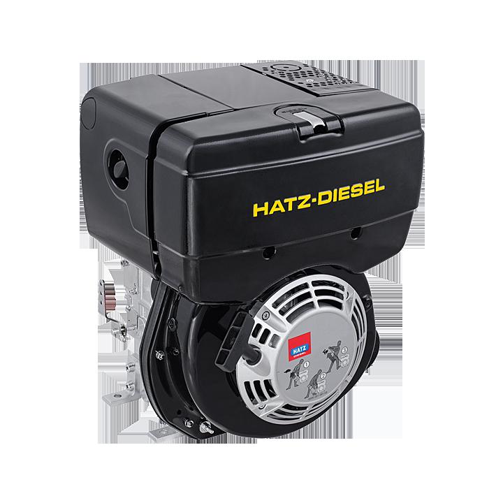 hatz 1b20 diesel engine electric start