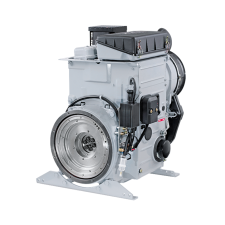 Hatz 2M41Z Diesel Engine Electric Start EPA Tier IV 24.7 HP