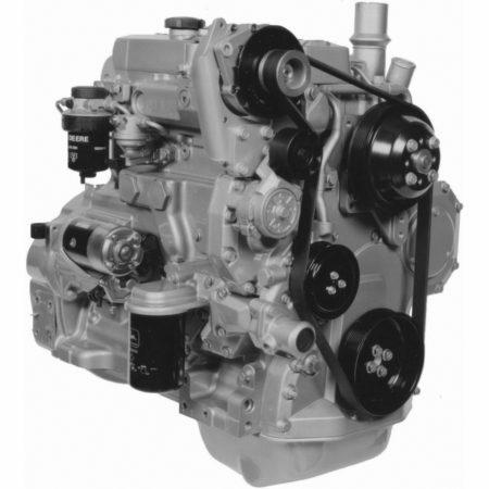 John Deere 4045DF DIesel Engine