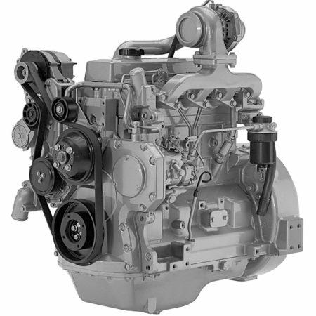 John Deere 4045T Diesel Engine