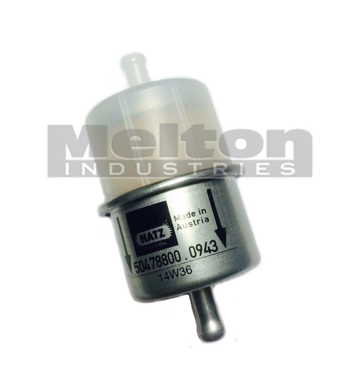 50251500 Hatz Fuel Filter Perkins Filters