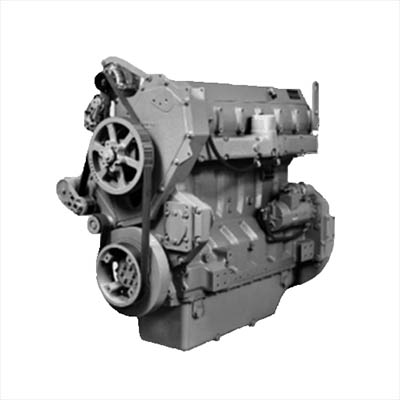 MSS Remanufactured John Deere 6125 Diesel Engine, 12 5L