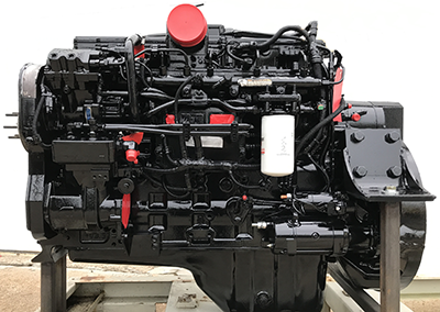 MSS Remanufactured Cummins Diesel Engine - Model ISC-300