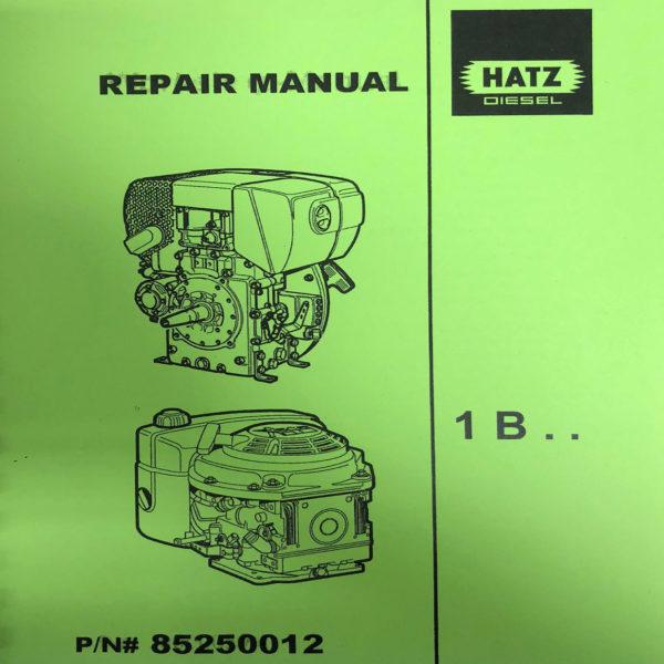 Hatz 1b30 Repair Manual Hatz Engine L C Wiring Diagram on
